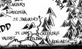 Map Caerrorie